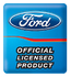 Ford Licenced Product Logo