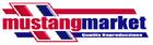 Mustang Market Logo