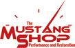 The Mustang Shop Logo