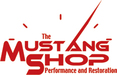 The Mustang Shop Restoration Logo