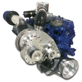 Carbureted Supercharger Kits | The Mustang Shop