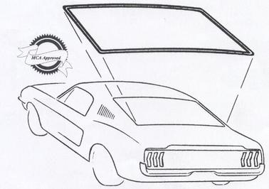 658466 as well  on 1966 mustang billet grill